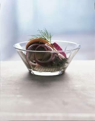Szklane miseczki  Grand Cru Rosendahl - 4 sztuki