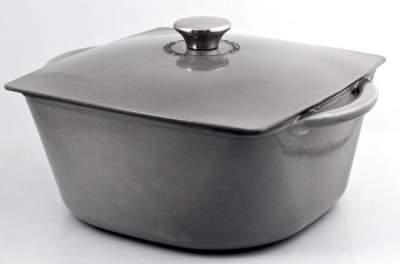 Garnek żeliwny Chasseur Modern 5,5 litra popiel